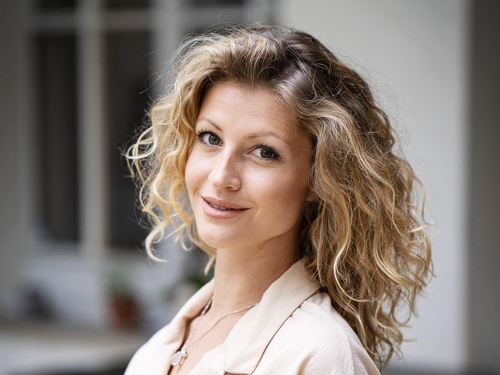 Portrait Rachel Fassbind