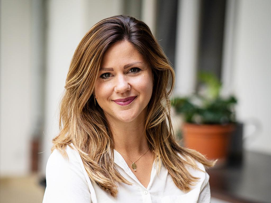 Portrait Sandra Limacher