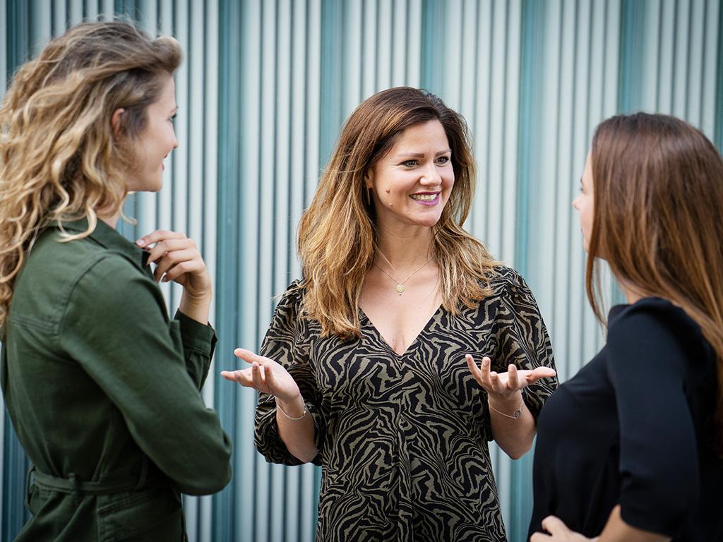 Workshop Female Leadership Program